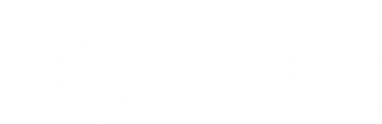 Tetelestai الشعار الأبيض ثنائي العش